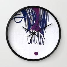 thisdontmeannothin Wall Clock