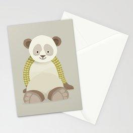Whimsical Giant Panda Stationery Cards