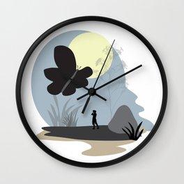 Be amazed Wall Clock
