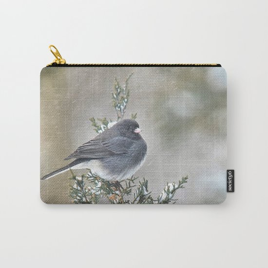 Tip Top Junco Carry-All Pouch