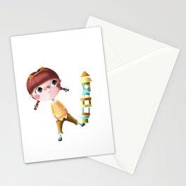 N de Tina Stationery Cards