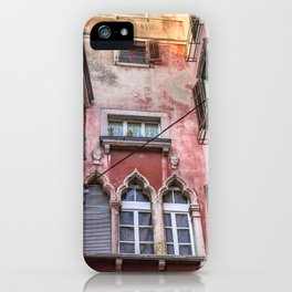 Pink Passage iPhone Case