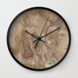Acrylic Flow #0303 - Cafe Condescension Wall Clock
