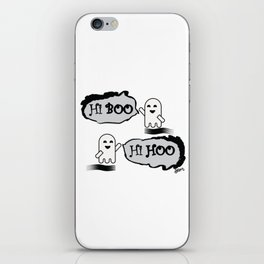 Cute Little Ghosts iPhone Skin