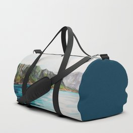 Napali Coast Dreaming Duffle Bag