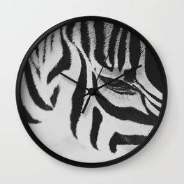 Black & White Wall Clock