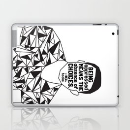 Freddie Gray - Black Lives Matter - Series - Black Voices Laptop & iPad Skin