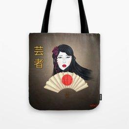 The Last Geisha Tote Bag