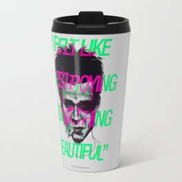 Tyler the Destroyer Travel Mug