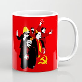 The Communist Party (variant) Coffee Mug