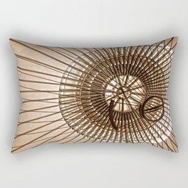 Cúpula en Madrid, Spain Rectangular Pillow