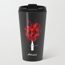 The Nuka Side of Life Travel Mug