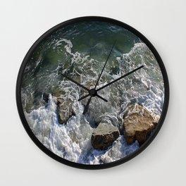 Rinse Wall Clock