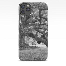 Tree of Life The De Bore Oak 1740 iPhone Case