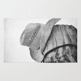 Cowboy Hat Rug