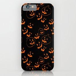 Jack O Lanterns iPhone Case