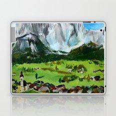 Austria Tyrol Mountains Laptop & iPad Skin