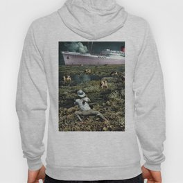 Snappie   Collage Hoody