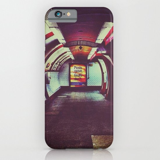 Though the tunnel iPhone & iPod Case