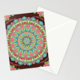 The Softness of Nurturing Evolvement Stationery Cards