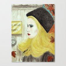Severine Canvas Print