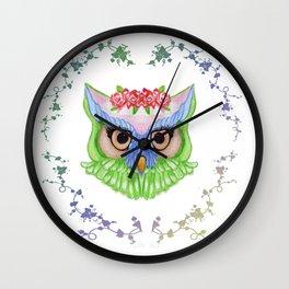 My Little Lady Owlette Wall Clock