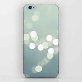 Ocean Bokeh iPhone Skin