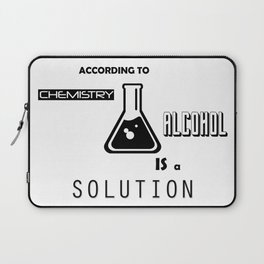 Can't Argue With Science Laptop Sleeve