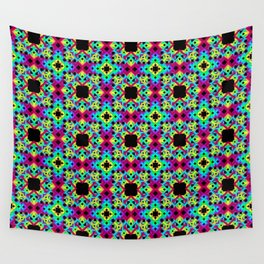 Geometric Colors 2 Wall Tapestry