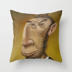 Wilbur Whately, Dunwich 1926  Throw Pillow
