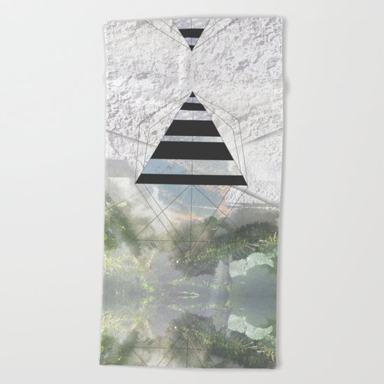 Opening in New Beach Towel