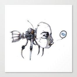 idiotfish Canvas Print