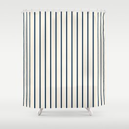 Seaside Vertical Shower Curtain