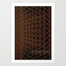 the genesis project Art Print