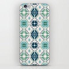 Tile No. 8 iPhone Skin