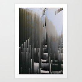 Vertical Art Print