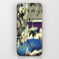 Dreamcatcher Charms iPhone & iPod Skin
