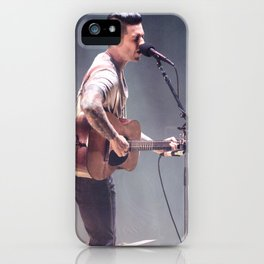 Twin Forks iPhone Case