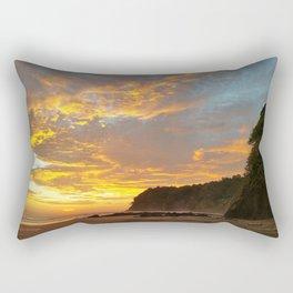Coyote Beach Rectangular Pillow