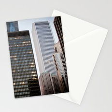 Day in Chicago Stationery Cards