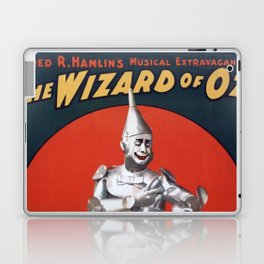 The Tin Man Laptop & iPad Skin