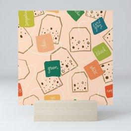 A Tangle of Teas Mini Art Print