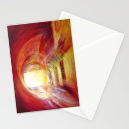 Easter Morning 2 Stationery Cards