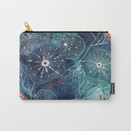 Watercolor Underwater 1 Carry-All Pouch