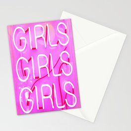 Girls Stationery Cards