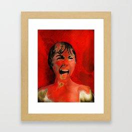 Janet L. Framed Art Print