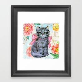 Sweet animal #2 Framed Art Print
