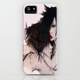 Soul society iPhone Case