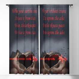 Ashes Blackout Curtain