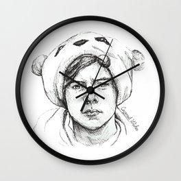 Fetus Harry sketch Wall Clock